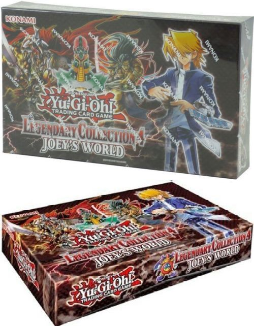 Yu-Gi-Oh Sealed Booster Packs 31396: Yugioh Legendary Collection 4 Joey S World Factory Sealed! -> BUY IT NOW ONLY: $35 on eBay!