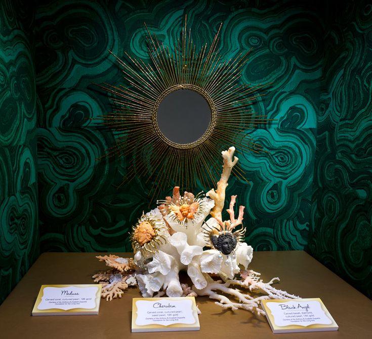 Hello Gorgeous :: Tony Duquette Hutton Wilkinson Jewelry Exhibit, GIA; Carlsbad, CA.