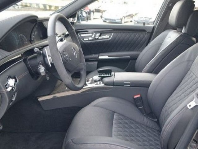 2013 Black Mercedes-Benz S-Class S65 AMG http://www.iseecars.com/used-cars/used-mercedes-benz-for-sale