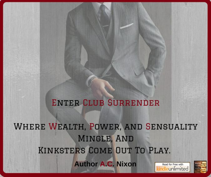 How About A #FREE Dark Erotica Contemporary Romance?? Get Yours And Join The Club!  Hold Me- Club Surrender Book 1   Instafreebie  http://ift.tt/2kNTV8a  Bookfunnel http://ift.tt/2lx30q3
