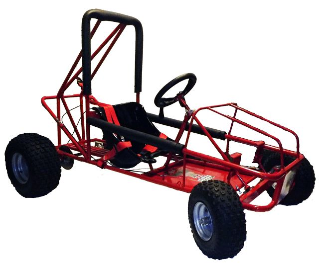 Build Your Own Go Kart Plans - WoodWorking Projects & Plans