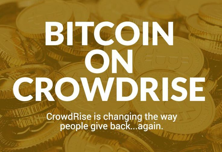 CrowdRise is changing the way people give back by partnering with @Coinbase & @FredWilson: https://www.crowdrise.com/AFredTalkforGood …
