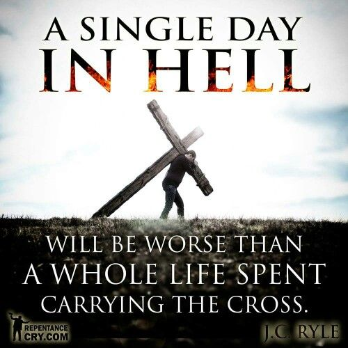 "single hell  John 14:6 New International Version (NIV)  6 Jesus answered, ""I am the way and the truth and the life. No one comes to the Father except through me."""