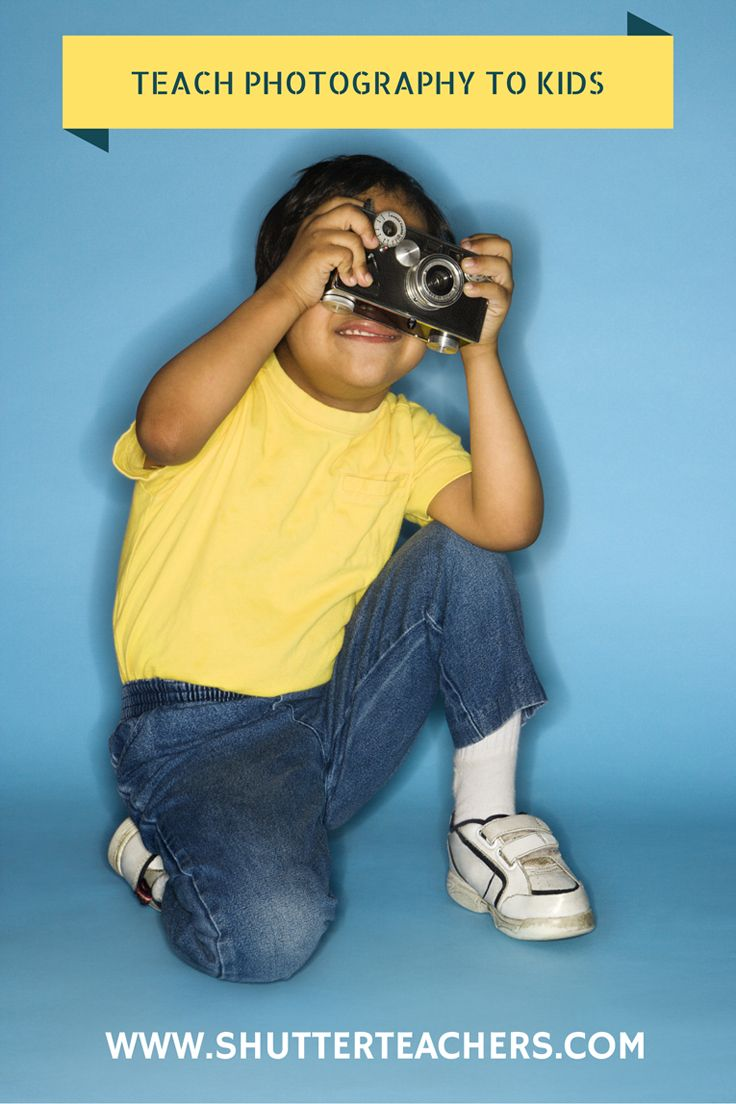 Want to teach a kids class or kids club?  Our Basic Digital Photography for Kids…