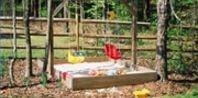 DIY sandbox---