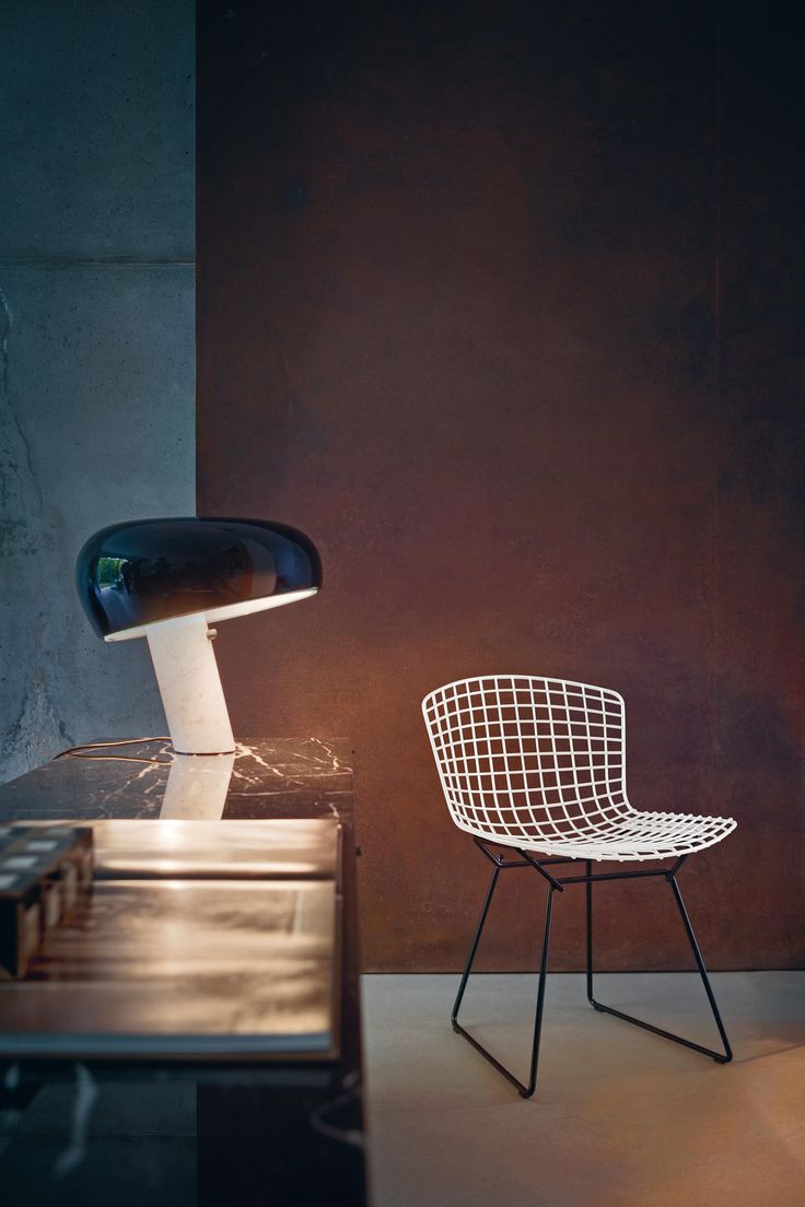91 best images about Knoll Modern Furniture on Pinterest | Eero ... - Bertoia Two-Tone Side Chair