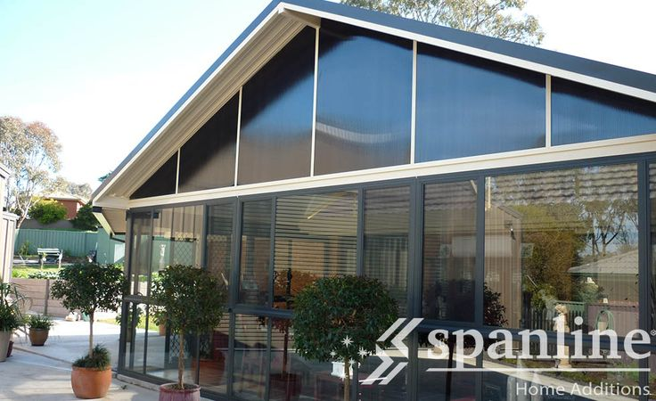 With a huge range of colours available, Spanline products can be customised to perfectly compliment your existing home. Try our interactive colour guide today - http://www.spanline.com.au/product-gallery/colour-guide/