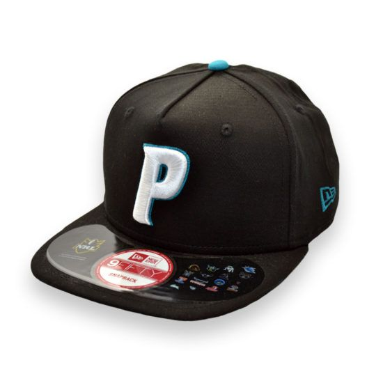 NEW ERA PENRITH PANTHERS NRL RUGBY 9FIFTY BLACK SNAPBACK CAP