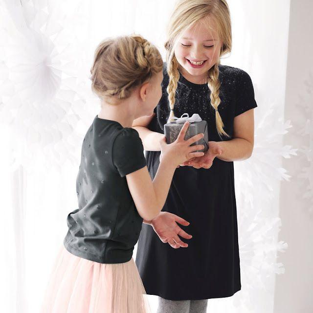 ALALOSHA: VOGUE ENFANTS: Рождественская коллекция для детей от Little White Company