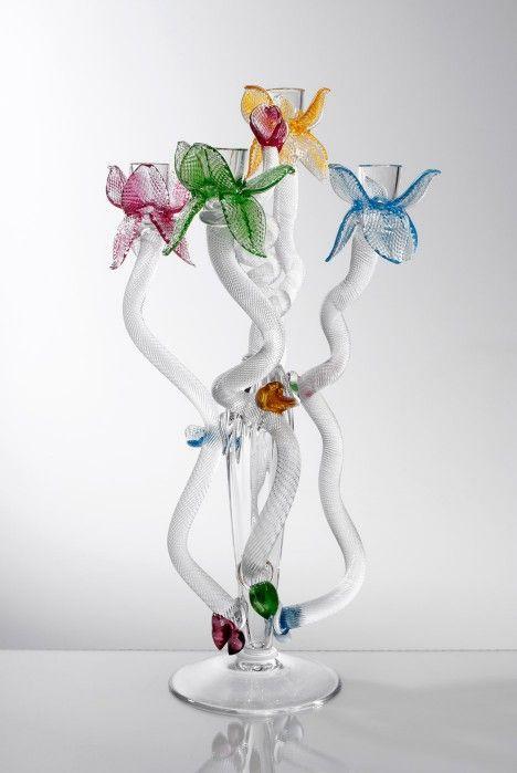 Borek Sipek glass art