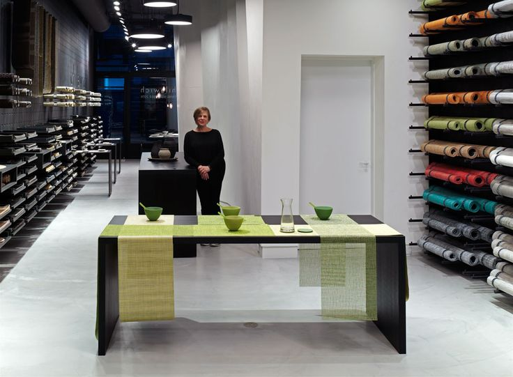 Chilewich Creates Innovative Textiles To Enhance Interiors Outdoors Tabletops More