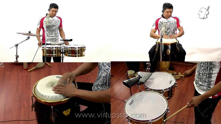 Curso de percusiones - Ritmo guaguanco