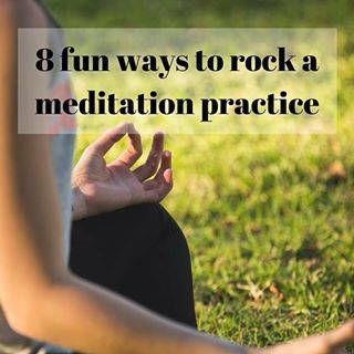 { Want to start a meditation practice but don't know how?Want to feel re-inspired to hit your medi pillow daily? } My latest post is for you ✨ Meditation is simply your way of plugging in to the infinite love, peace, ease, bliss, lightness, stillness, wisdom, abundance and clarity that is forever flowing freely within you… FOR YOU. Read about my 8 simple and fun meditation practices by clicking the link up top  #meditation #fun #stillness #connection