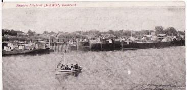 Calarasi - Portul - 1905