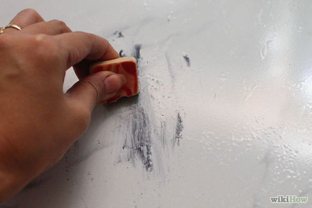 Scuff Marks on Linoleum | How To Clean (Almost) Anything And Everything