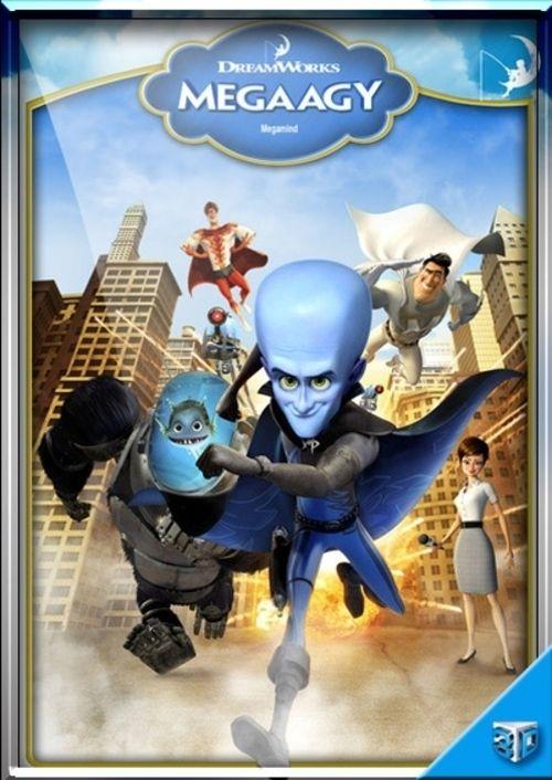 Watch->> Megamind 2010 Full - Movie Online