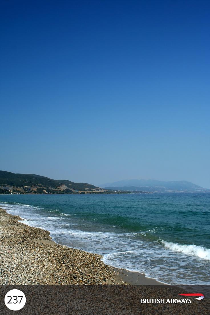 Thessaloniki's sea front