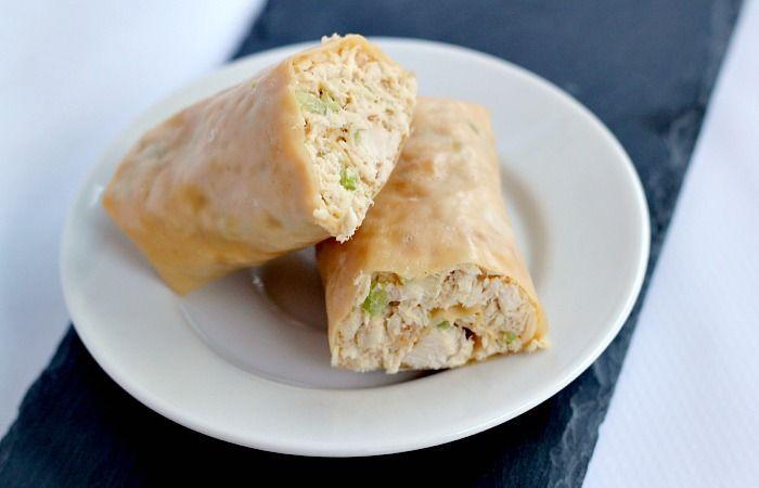 Paleo Chicken Salad Wraps - Bravo For Paleo