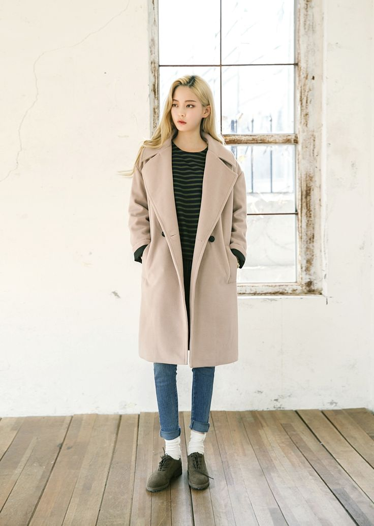 58 Best Images About Winter Korean Fashion On Pinterest