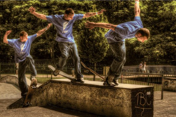 30 Cool Examples of Sequence Photography