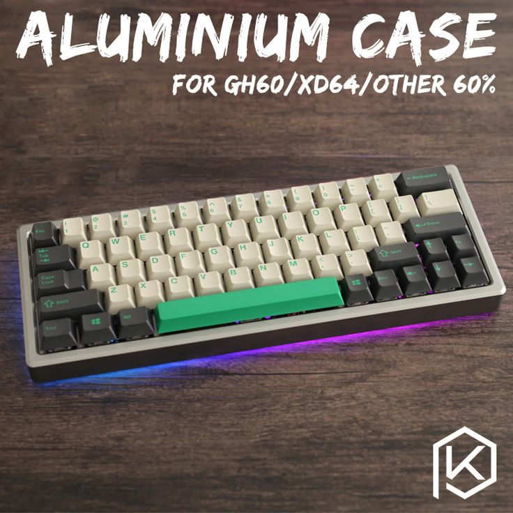 Aliexpress.com : Buy Anodized Aluminium case for xd60 xd64 60% custom keyboard acrylic panels acrylic diffuser can support gh60 xd64 xd60 60% from Reliable gh60 case suppliers on KPrepublic Store