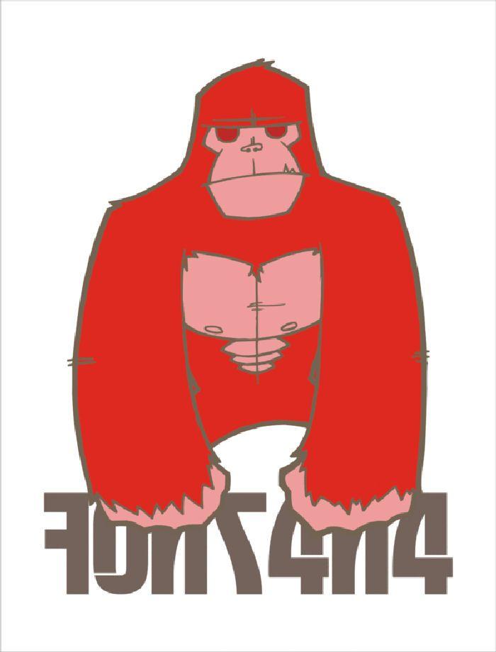 gorilla by stopfontana.deviantart.com on @DeviantArt