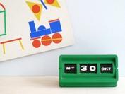 best site for office/school supplies      Retro Pop Calendar