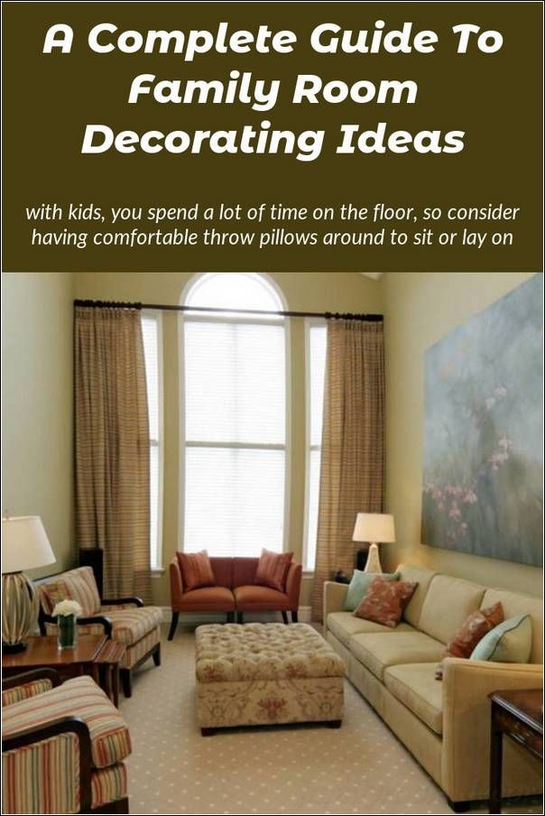 Family Room Decorating Would You Like Your House Interior To