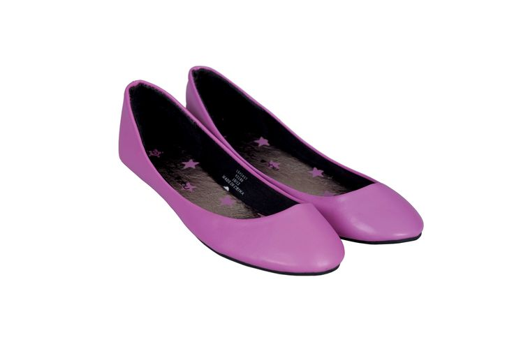 Free2BU Fuschia Pumps