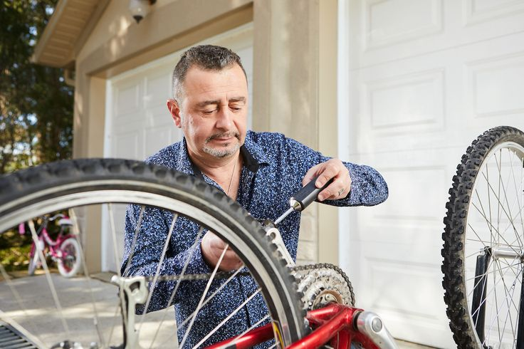 Dad's love to fix lots of things. When you family is touched by cancer it's something he can't fix.   Give a gift that gives back. ScrewCancer Screwdriver. www.screwcancer.today #screwcancer #theperfectgift #fathersday #dadgift #bike #fixingthings #cooltool