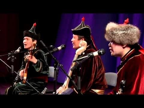1 Hour OF Amazing 呼麦 Tuvan Throat Singing (Live HD) Overtone Singing - YouTube