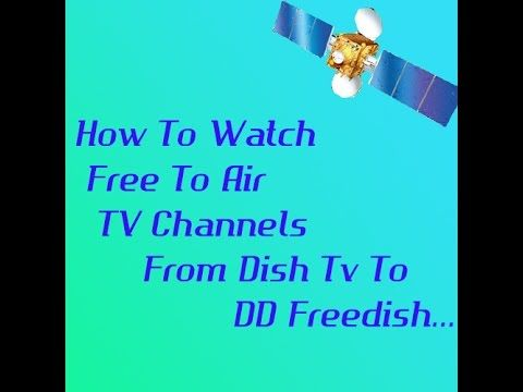 Fast Updates of Doordarshan DD Freedish / ABS Freedish / DD