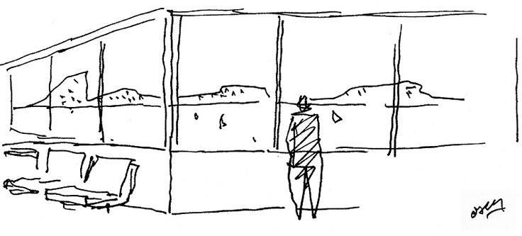 17 best images about sketch designs oscar niemeyer on for Oscar plans