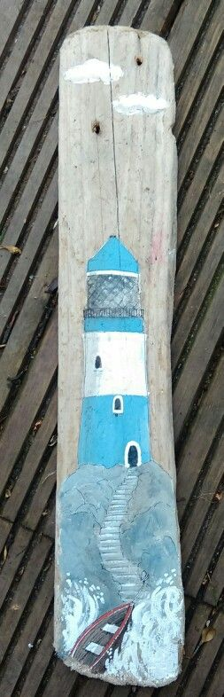 Www.sallysshed.co.uk - commission lighthouse