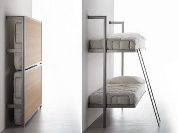 25 Best Ideas About Murphy Bunk Beds On Pinterest