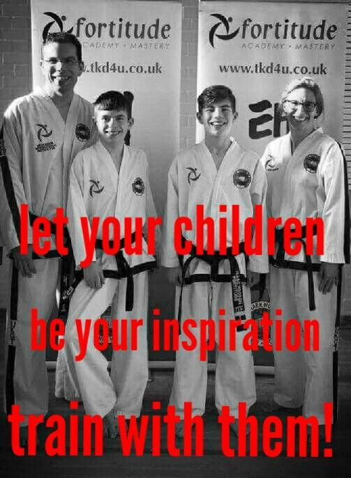Fortitude Academy  www.tkd4u.co.uk