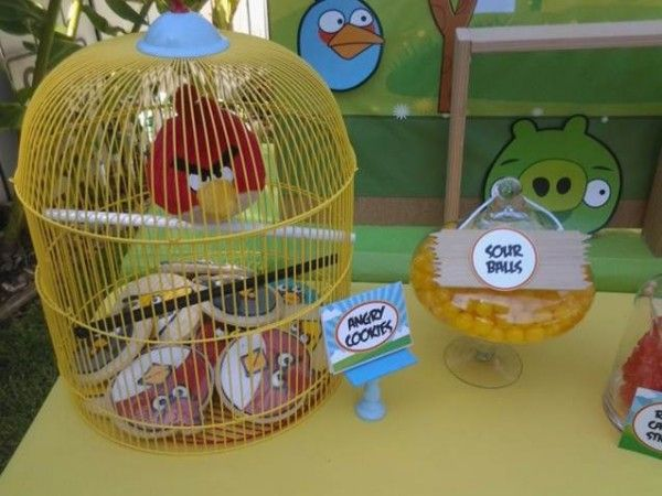 17 Best Images About Angry Birds On Pinterest: 17 Best Images About Party Angry Bird On Pinterest