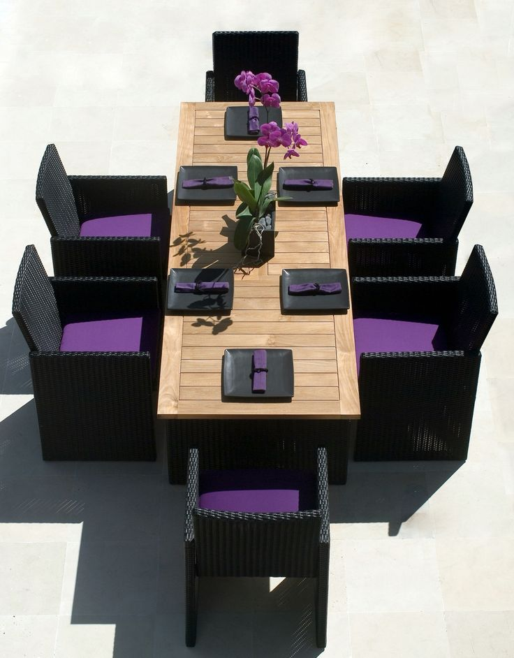 Dining Outdoor Setting by www.australisleisure.com.au