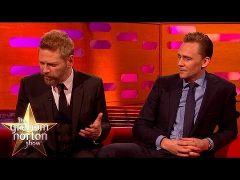 Chris Hemsworth Gets His Abs Out for Tom Hiddleston and Kenneth Branagh - The Graham Norton Show - YouTube
