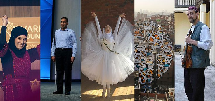 10 Awesome Muslim Moments in 2016 (So Far) | Creative Ummah