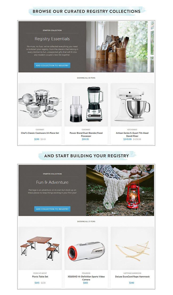 Online Wedding Registry With Zola!