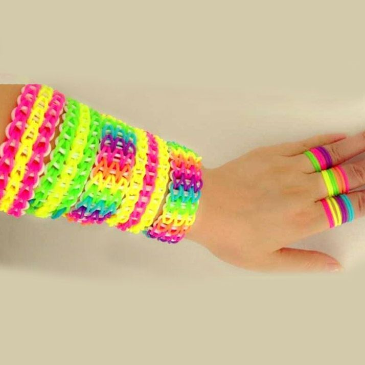 Insane Bands: 134 Best Loom Bands Images On Pinterest