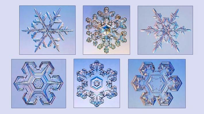 Image result for picture of Wikicommons of a hexagon snowflake