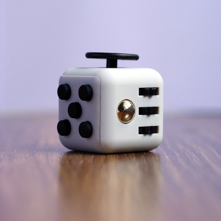 Stress Relieve Fidget Cube
