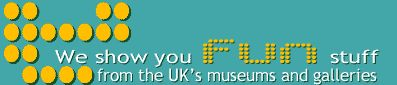 Free games & lessons for ages 4-11 from UK museums, galleries and science centres on history & art topics.