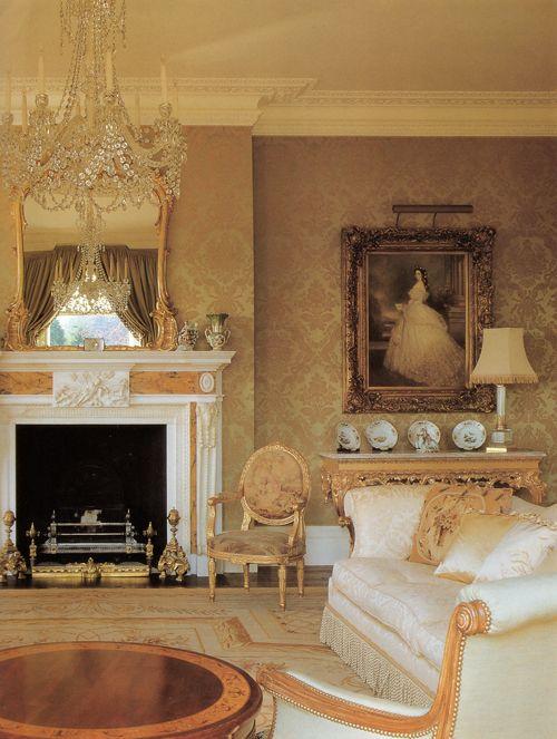 80 Best Images About Henrietta Spencer Churchill Interiors