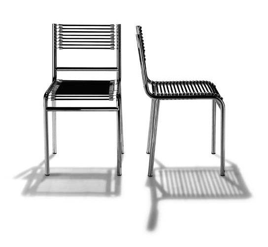 Chapter 25 Rene Herbst Sandows Chair International Style Metal FurnitureModern