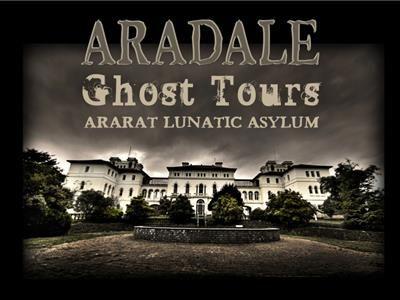Ararat Lunatic Asylum Paranormal Investigation Tour - Ararat Lunatic Asylum Ghost Tour
