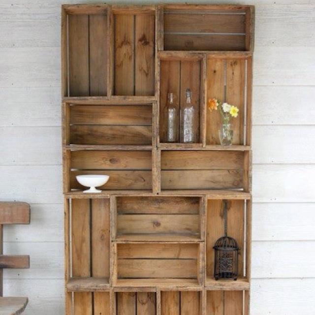 Barn Wood Shelves ~ Best images about barn wood on pinterest furniture