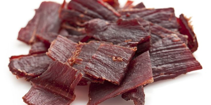Marijuana Beef Jerky Is A Thing! (And It's Called Reef Jerky, Obviously) -- As far as snack foods go, beef jerky is pretty close to perfect. Or so we thought.  Enter: Reef Jerky, pot-infused beef jerky! And nothing was ever the same.
